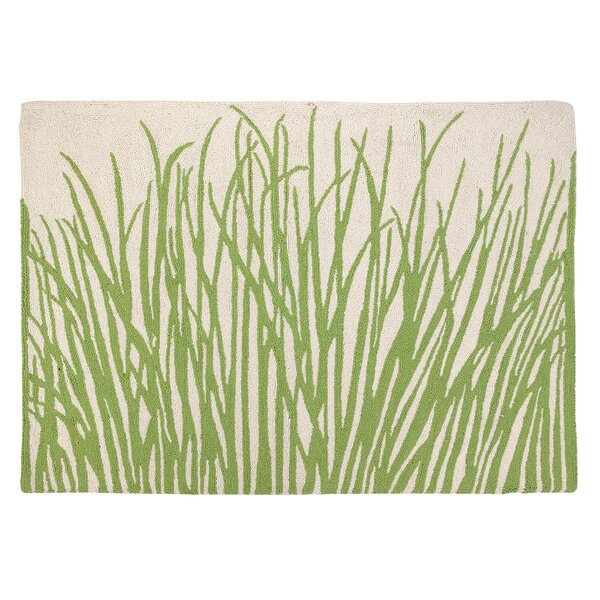 Seagrass Hookeded Area Rug by Kate Nelligan