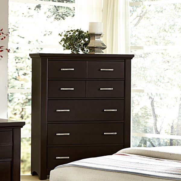 Bertram 5 Drawer Chest by Darby Home Co