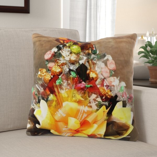 Yerby Thanksgiving Indoor/Outdoor Throw Pillow