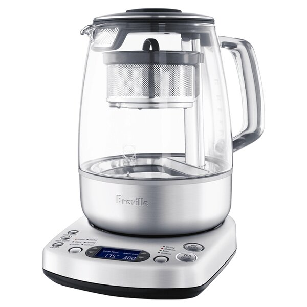 1.6-qt. One-Touch Electric Tea Kettle by Breville