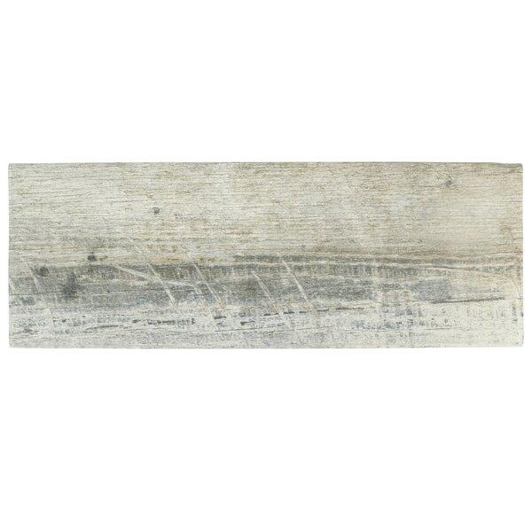 Raga 8.25 x 23.38 Porcelain Field Tile in Gray by EliteTile