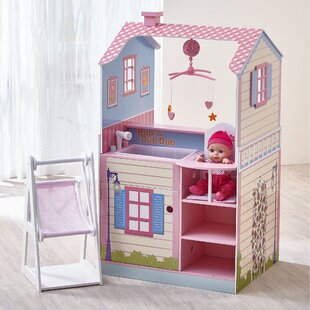 Delicieux Baby Nursery Doll House