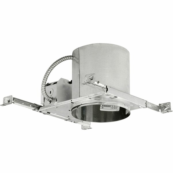 CFL New Construction Air-Tight IC Recessed Housing by Progress Lighting