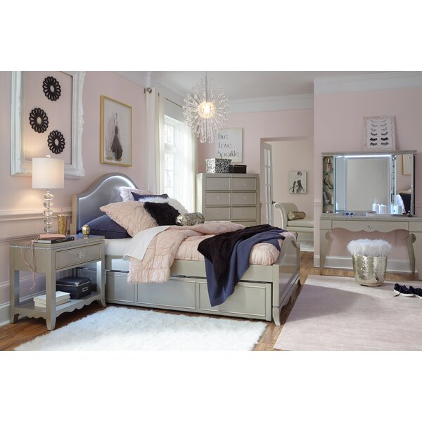 Burchfield Panel Bedroom Set by House of Hampton