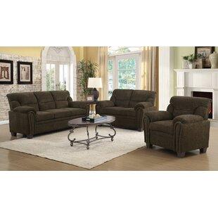 Eleyana 2 Piece Living Room Set by Red Barrel Studio®