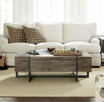 Simone Coffee Table With Storage By Foundry Select