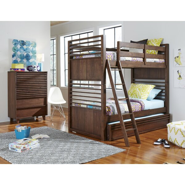 Stepplee Complete Bunk Bed Configurable Bedroom Set by Grovelane Teen