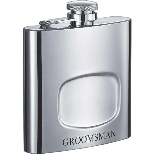 Da Man Flask by Visol Products