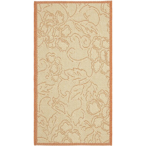 Short All Over Neutral Outdoor Area Rug by Winston Porter