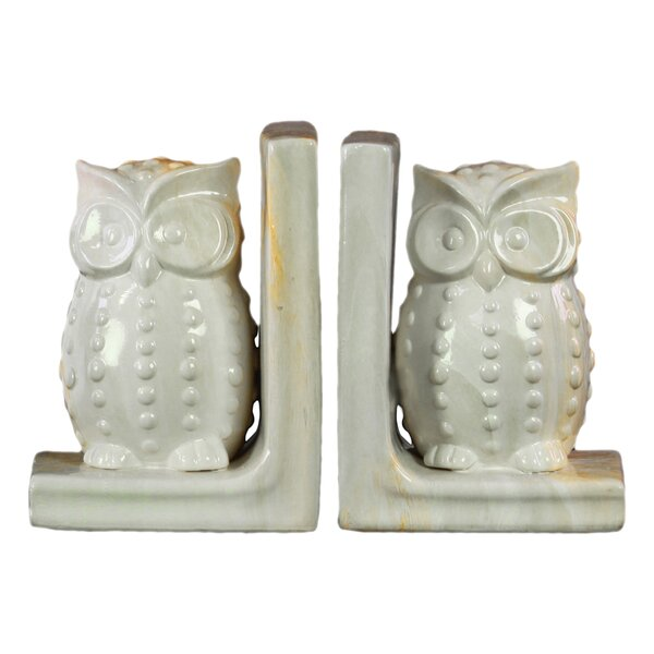 Decorative Bookend (Set of 2) by Urban Trends