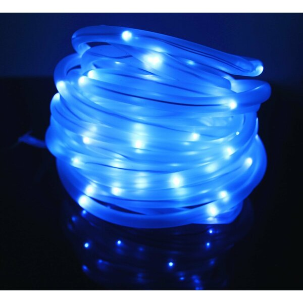 Tube Battery Operated 20 LED String Lights by The Holiday Aisle