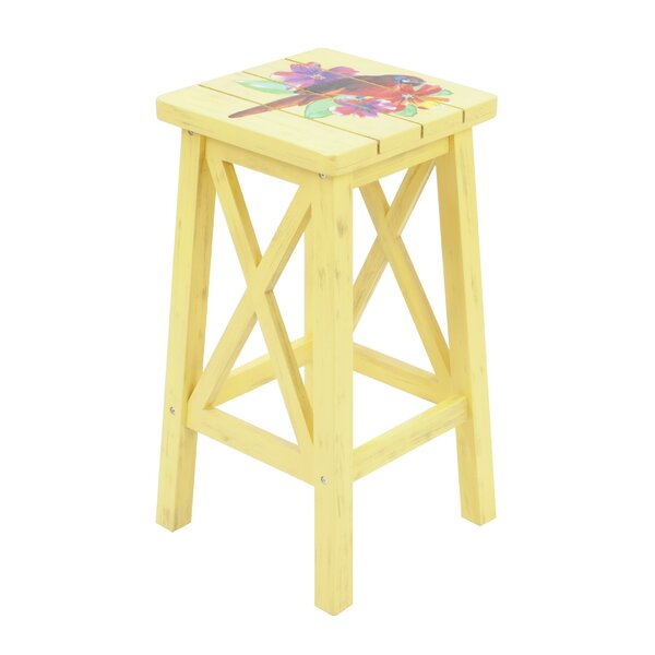 Parrot 27.5 Patio Bar Stool by Margaritaville