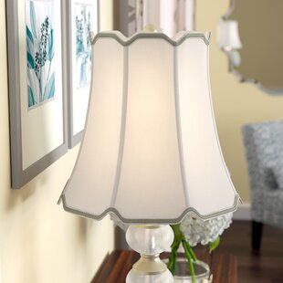 14 Shantung Bell Lamp Shade