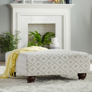 Best Reviews Beaudet Cocktail Ottoman by Brayden Studio