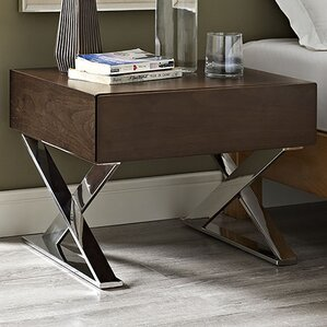 Sector 1 Drawer Nightstand by Modway