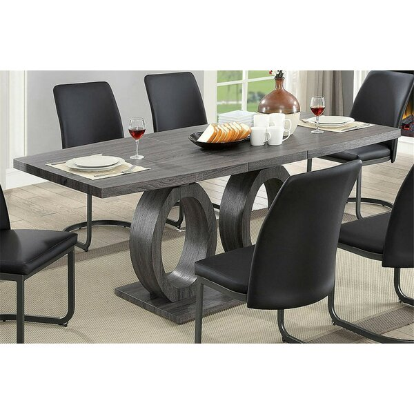 Best Choices Elian Extendable Dining Table By Rosdorf Park Today Only Sale