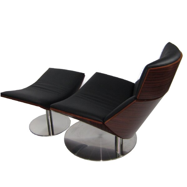 Impress Lounge Chair by Fine Mod Imports