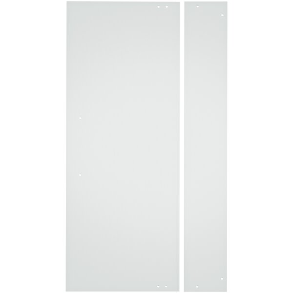 32.75'' x 72.25'' Pivot Panel and Sidelite for Door with CleanCoat® Technology by Kohler