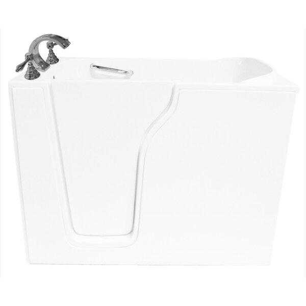 55 x 35 Whirlpool Bathtub by Ariel Bath