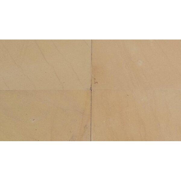 Kokomo Gold Honed 12x12 Sandstone Field Tile