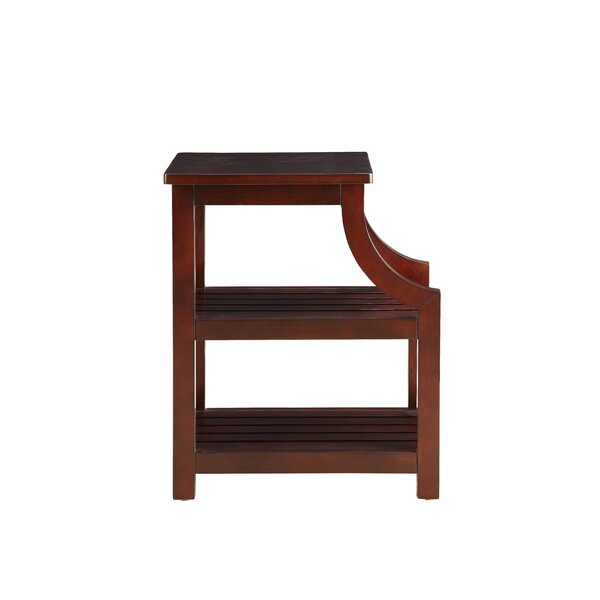 Ilwell End Table by Alcott Hill
