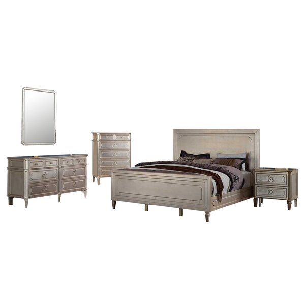 Brette Platform 5 Piece Bedroom Set by Willa Arlo Interiors