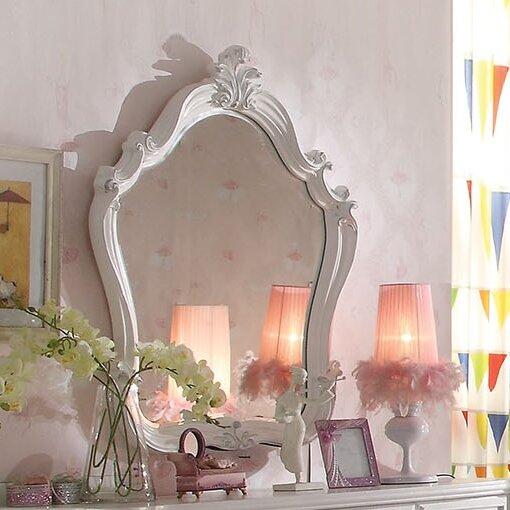 Ludden Arched Dresser Mirror by A&J Homes Studio