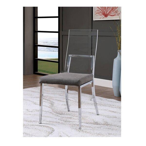 Aceituno Linda Upholstered Dining Chair (Set of 2) by Orren Ellis Orren Ellis