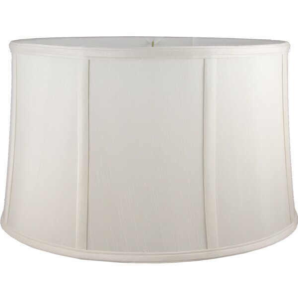 16 Faux Silk Drum Lamp Shade by American Heritage Lampshades