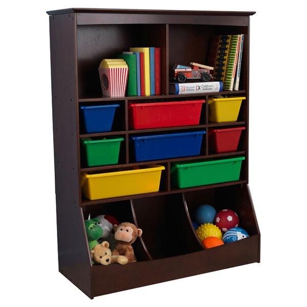 kids 39 bookcases you 39 ll love wayfair. Black Bedroom Furniture Sets. Home Design Ideas