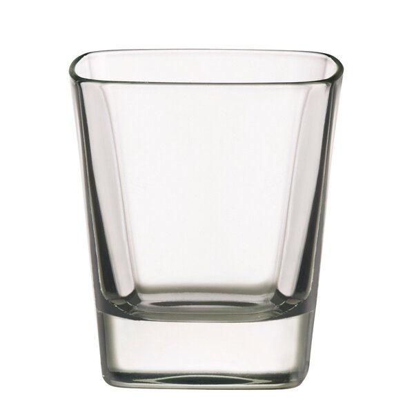 Litchfield 9.5 oz. Old Fashioned Glass (Set of 4) by Greyleigh