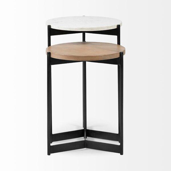 Ekbote 2 Piece Nesting Tables By Brayden Studio