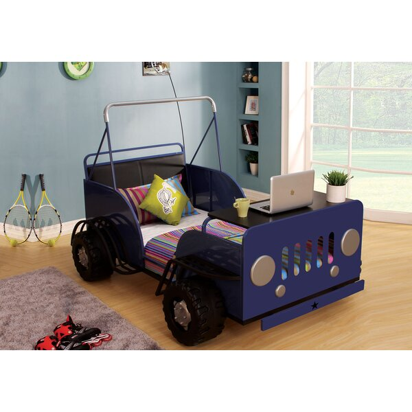 Croyd Twin Car Bed by Zoomie Kids