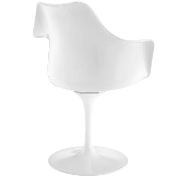 Isbell Arm Dining Chair by Orren Ellis