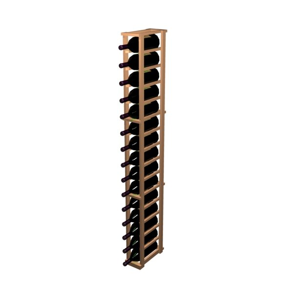 Designer Series 16 Bottle Floor Wine Bottle Rack by Wine Cellar Innovations Wine Cellar Innovations
