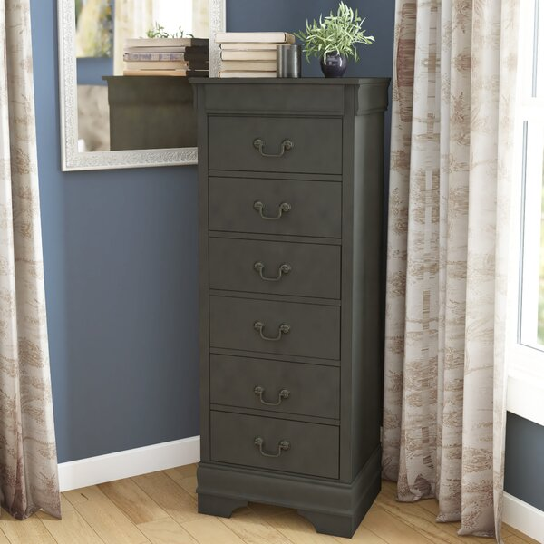 Waynesburg 7 Drawer Lingerie Chest by Alcott Hill