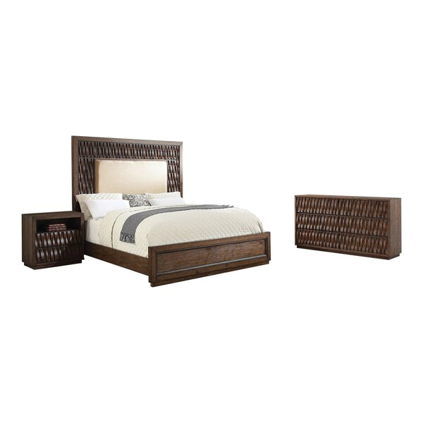 Barba Standard Configurable Bedroom Set By Bloomsbury Market by Bloomsbury Market 2020 Online