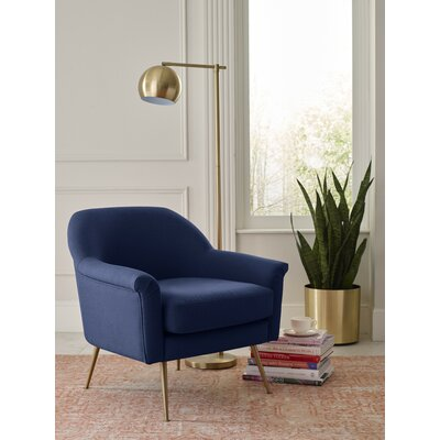 Armchair Navy Blue img