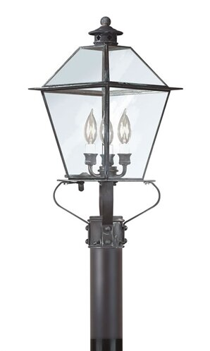 Theodore Contemporary 3-Light Lantern Head by Darby Home Co