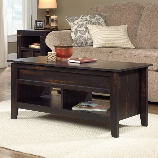 Ericka Lift Top Coffee Table by Mistana