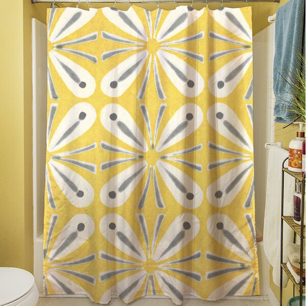 Salzman I Shower Curtain by Latitude Run