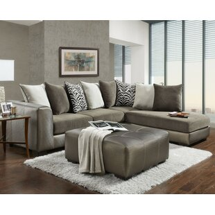 Kinneret Arms Sectional Willa Arlo Interiors
