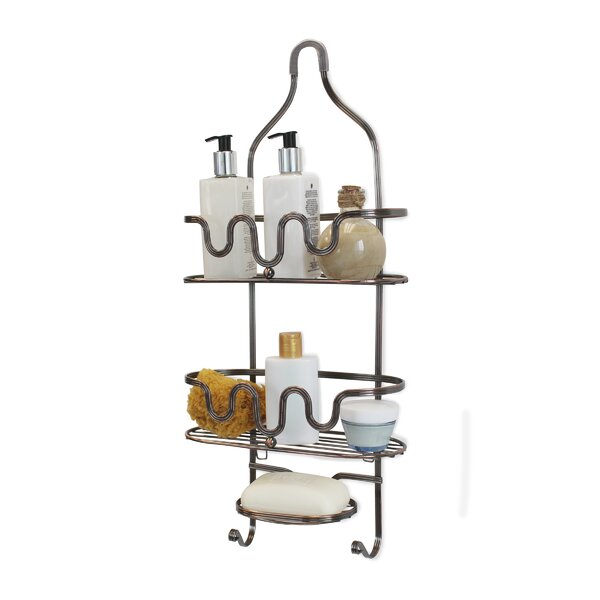 Lillian Shower Caddy by Rebrilliant