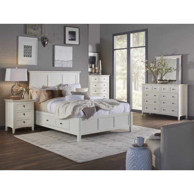 Zeppelin Storage Standard Configurable Bedroom Set