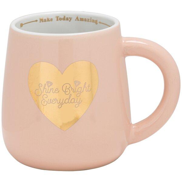 Shine Bright Coffee Mug by Ten Strawberry Street