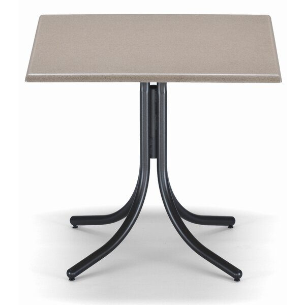 Werzalit Square Chat Table by Telescope Casual