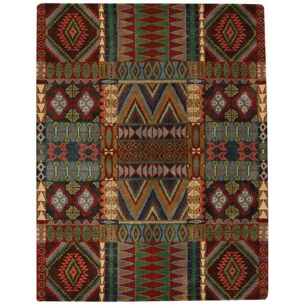 Big Horn Multi-tone Area Rug by Capel Rugs