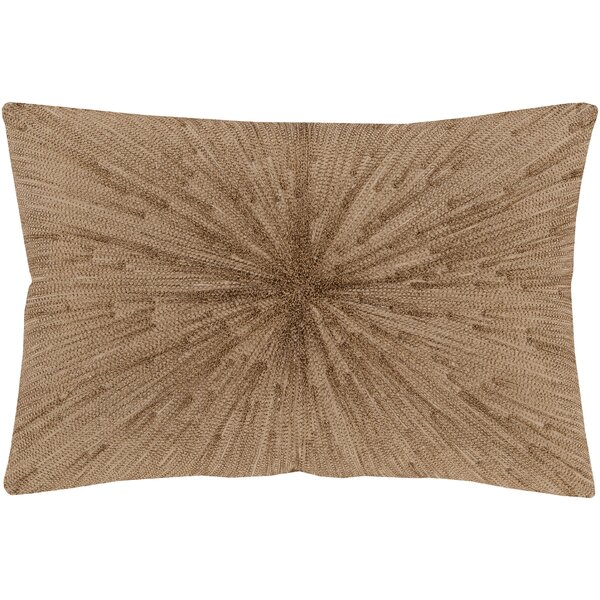 Baran Cotton Pillow by Wade Logan