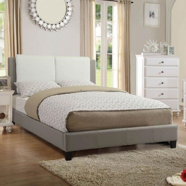 Smithies Upholstered Platform Bed by Latitude Run