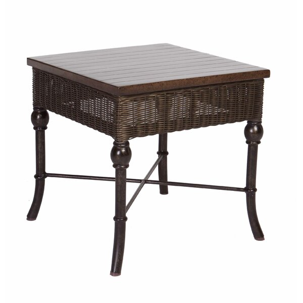 Montego Bay Side Table by Acacia Home and Garden